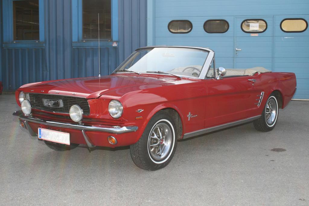67 Mustang (Original)
