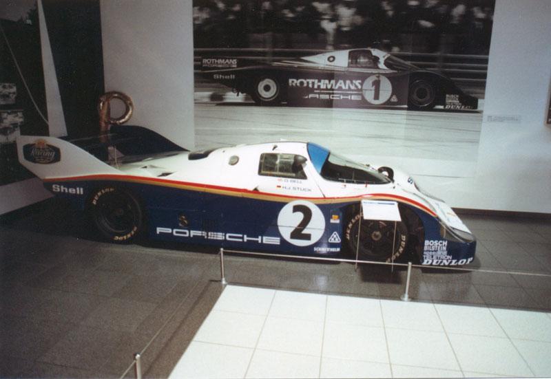 Porsche 956 C Coupé (1982 - 1986)