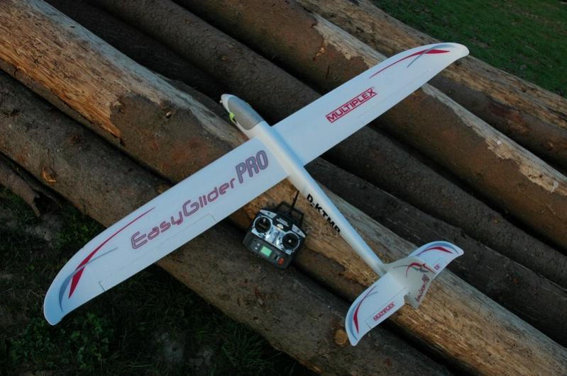 Multiplex Easyglider mit Futaba T6EX