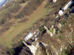 2009-03-18: Passau (Ortsteil Hals) / Burgruine