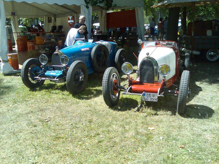 Bugatti GP-Racer