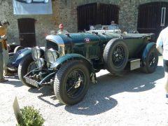 beeindruckender Bentley 8Litre
