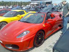 getunter Ferrari F430 Spider