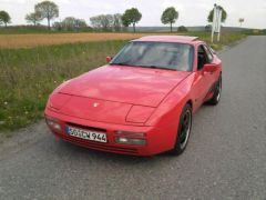 Mein 91er Porsche 944 S2
