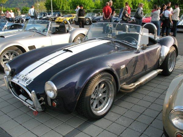 "427 S/C Daimler-Dax - dirty ""Luxury Edition"""