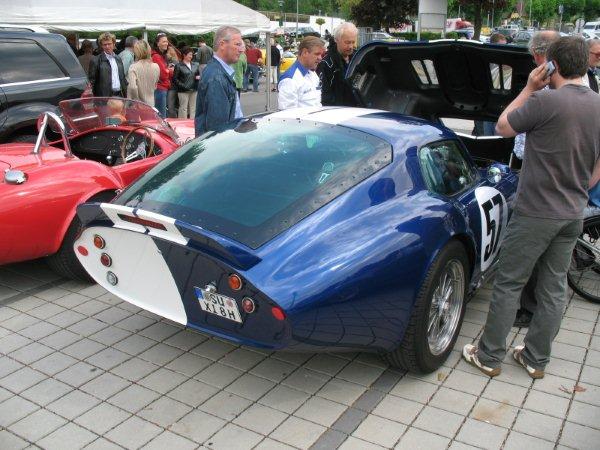 Cobra Daytona Coupe - LeMans Edition