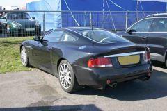 Aston Martin V12 Vanquish S (Eifel-Rennen 2008)
