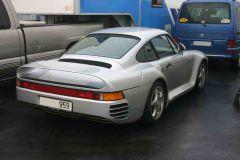 Porsche 959 (VLN Oktober 2008)