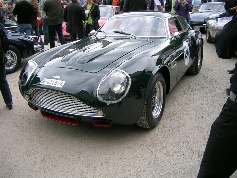 DB 4 GT Zagato