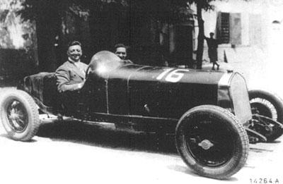 1928 - Gründung der Scuderia