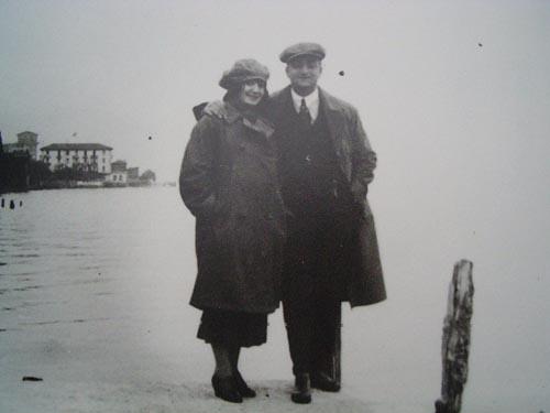 Enzo mit Laura