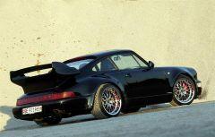 """Porsche 3.3L Sportec """"Bad Toys II"""" Jg.91"""