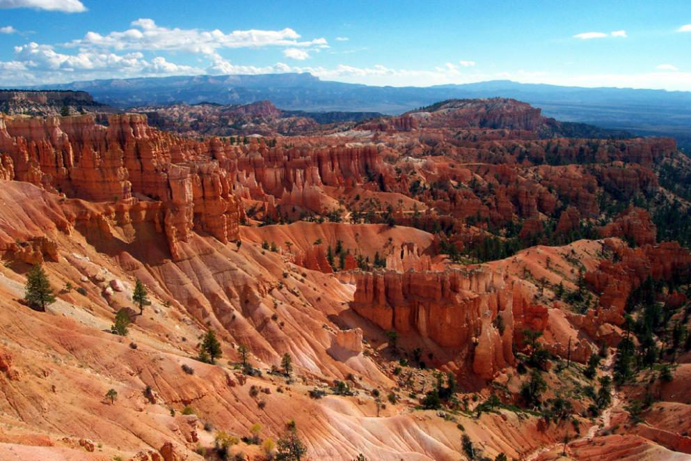 Wohl einer der schönsten Nationalparks überhaupt. Der Bryce Canyon in Utah.