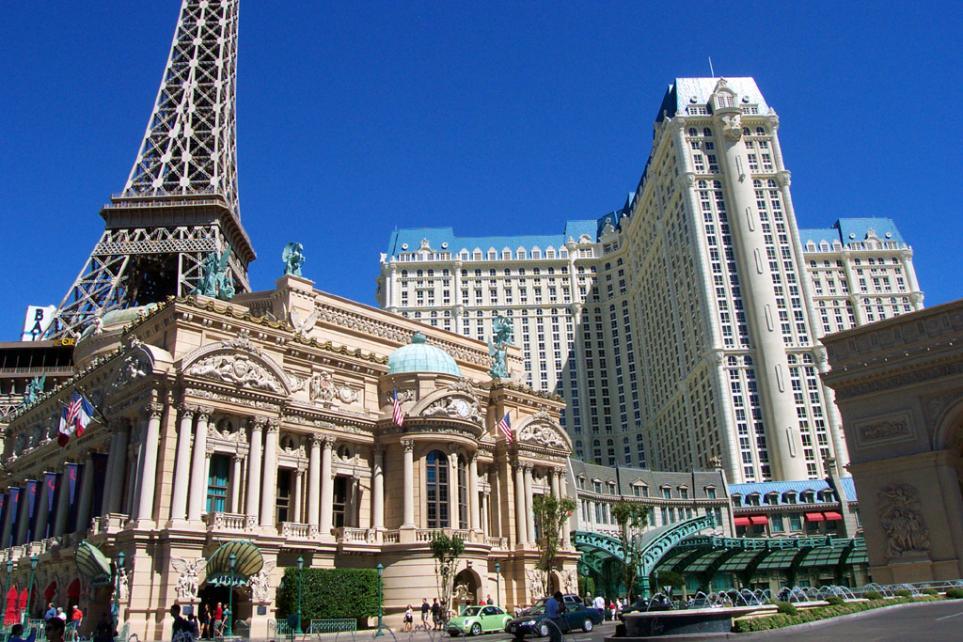 """Meine """"zweite Heimat"""": Las Vegas. Ich liebe diese Stadt. Allerdings halte ich es jedesmal nicht länger wie max. 3 Tage aus, dann muß ich wieder weg."""