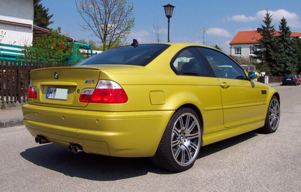 Diesen M3 bin ich 6 Jahre im Alltag gefahren. Es gab nie ein einziges Problem.