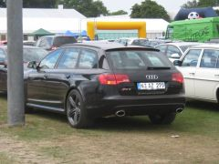 Der Audi RS6!
