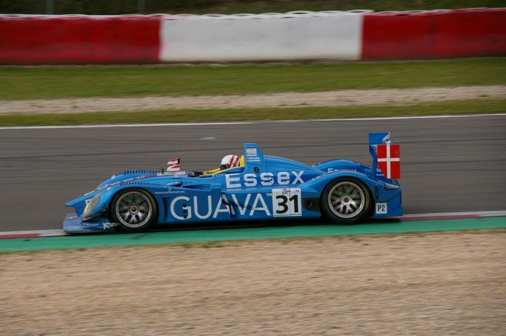 Porsche RS Spyder - Team Essex -