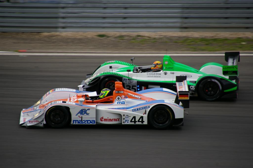 Loloa Mazda - Kruse Schiller Motorsport - Pescarolo Judd - Saulnier Racing -