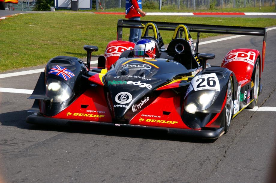 Radical SR 9 - Team Bruichladdich Radical -