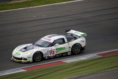 Corvette C6 - Luc Alphand Aventures -