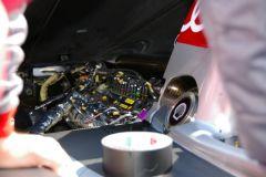 Motor Audi R10 TDI