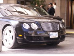 2007 ottawa   bentley continental