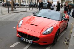 2013 paris   ferrari california