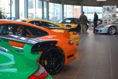 2 mal GT3 RS und GT2