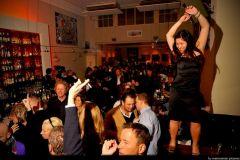 10 Jahre CIU DIE BAR, Partystimmung