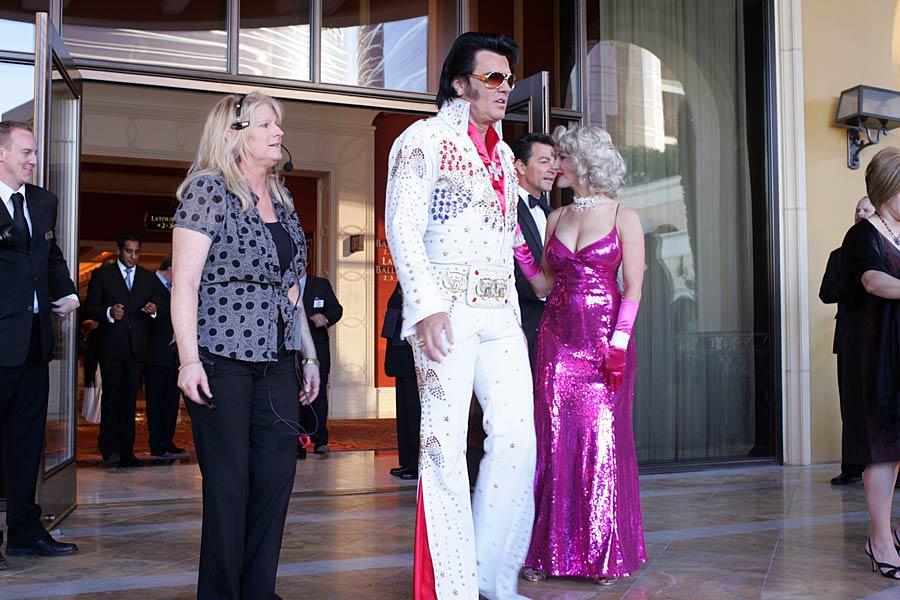 Elvis, M.Monroe und Dean Martin
