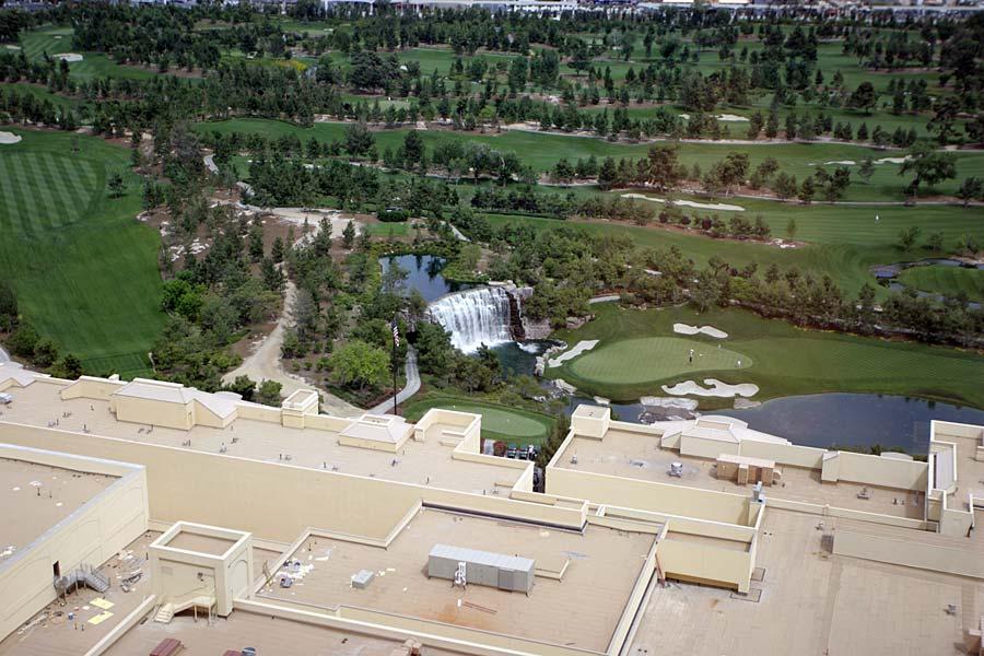 Wynn - Eigener Golfplatz