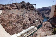 Hoover Dam Außen