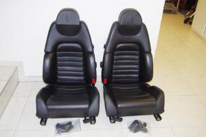 Ferrari F 360 Sitze Sitz Ledersitz Seat Seats Super Zustand