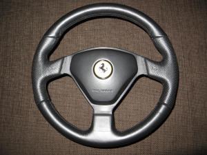 Ferrari 360 Lederlenkrad mit Airbag