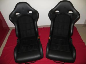 Ferrari 355 Original Ferrari Carbon Sitze
