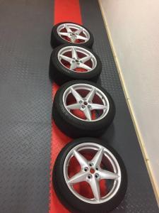 Ferrari 360 Radsatz