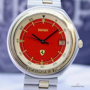 Cartier Ferrari Uhr