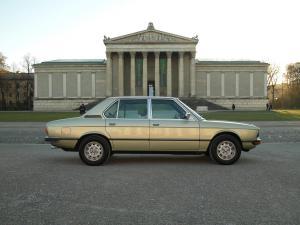 1979 BMW 525 E12