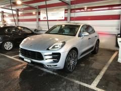 Macan Turbo Performance