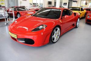 Ferrari F430 F1 Novitec Carbon top Zustand Service neu