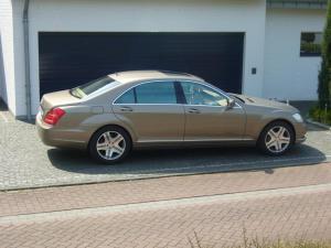 Mercedes-Benz S 500 L Baureihe 221 zu verkaufen
