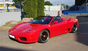 Ferrari 360 Spider Handschalter
