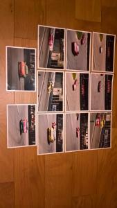 Ferrari F355 Challenge original Fotos aus SPA 90er Jahre