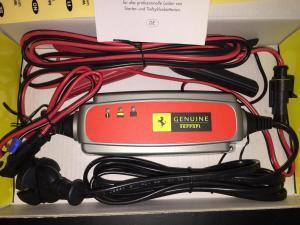 FERRARI Batterie Ladegerät BC 800 EU, NEU und OVP