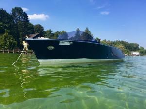 Elektroboot 6m Marian Delta 600 (8kW)