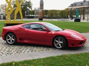Ferrari 360 Modena zu verkaufen