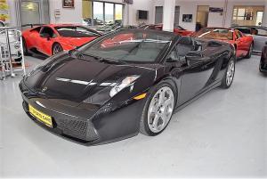 Lamborghini Gallardo LP520 Spyder E-Gear Top Zustand