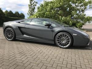 Lamborghini Gallardo Superleggera E-Gear