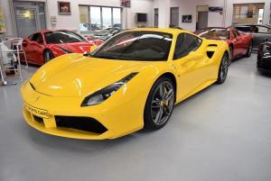 Ferrari 488 GTB Neuwagen ohne Zulassung