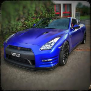 Nissan GT-R 35 3.6 Biturbo Black Edition 2011